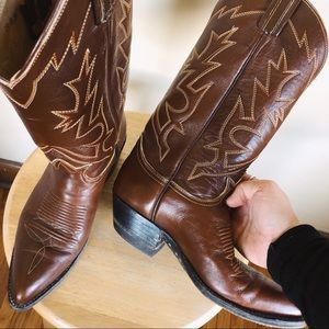 Tony Lama Shoes - VINTAGE COWBOY BOOTS